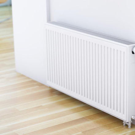 BOTTOM-MOUNTED RADIATORS